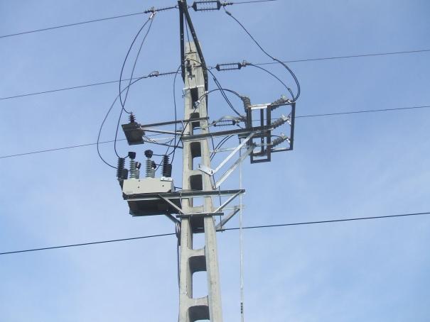 racordare electrica retea