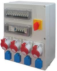 Bransament electric organizare de santier
